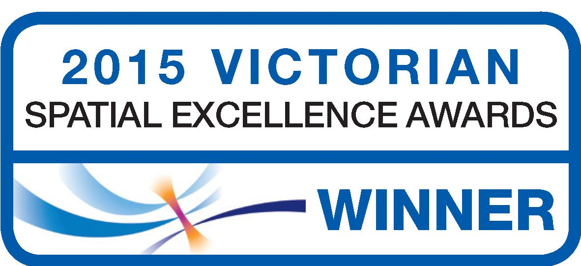 2015 Victorian Spatial Excellence Awards