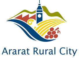 Ararat Rural City Council logo