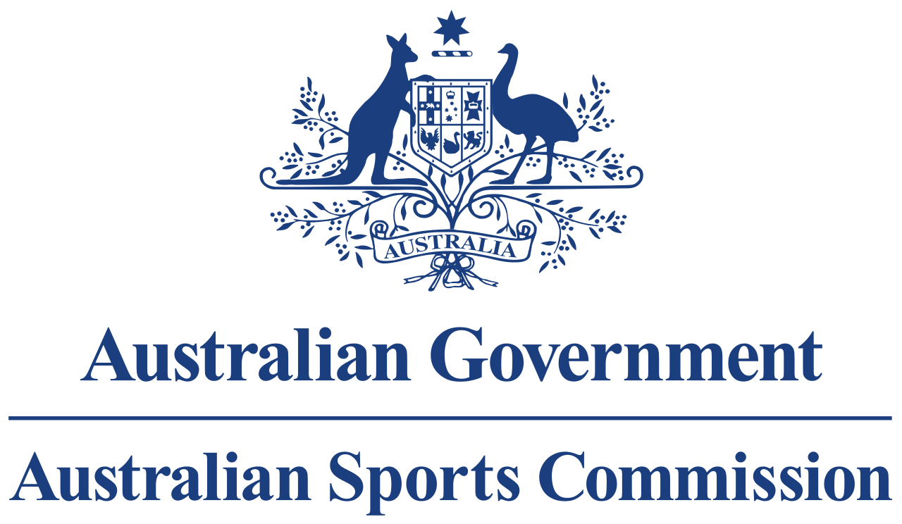 Australian Government- Australian Sports Commission logo