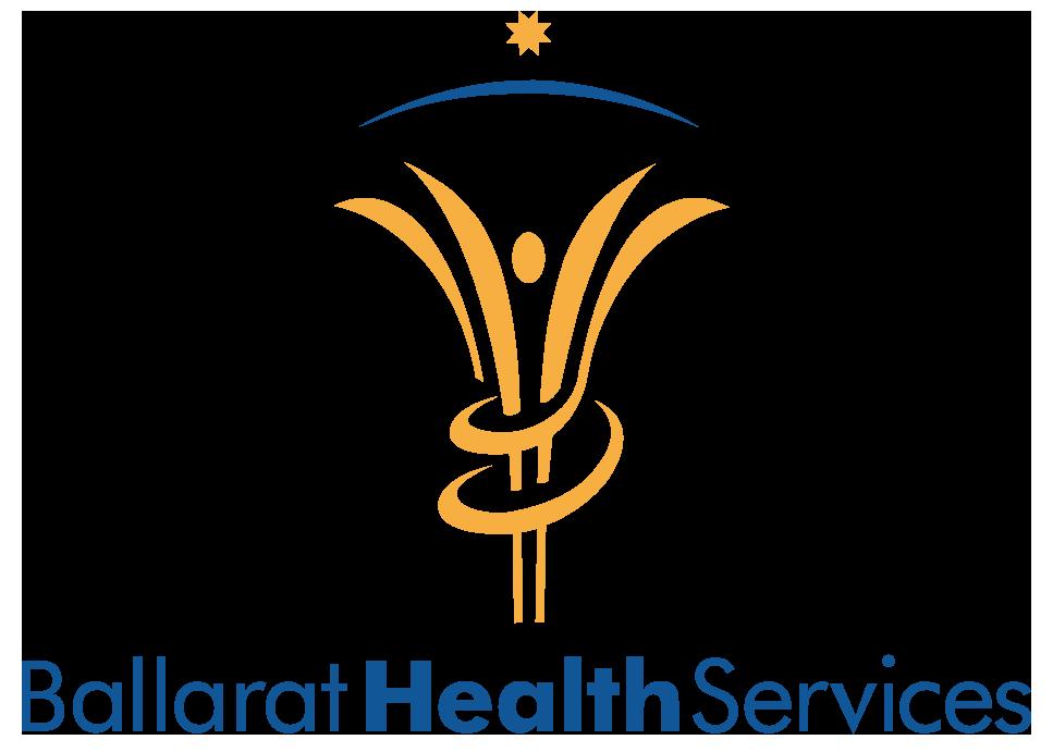 Ballarat Health Services logo
