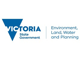 Victorian Government Department of Environment, Land, Water and Planning logo