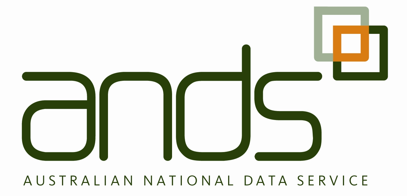 Australian National Data Service Open Data Collections logo