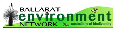 Ballarat Environment Network logo