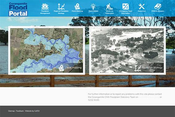 Flood Portal
