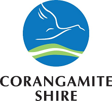 Corangamite Shire Council logo