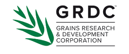 Grains Research and Development Corporation logo