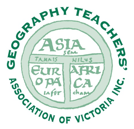 Geography Teachers Association of Victoria Inc. logo
