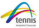 Tennis Australia's Favorite