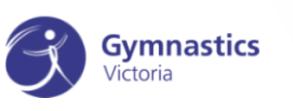 Gymnastics Victoria logo
