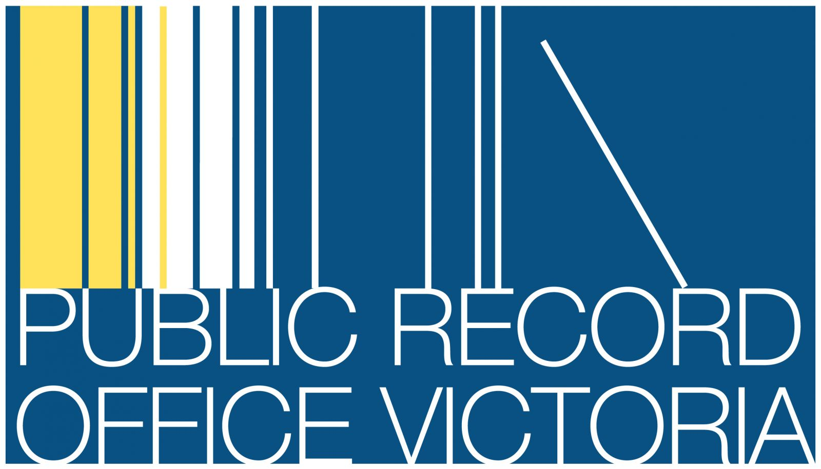Public Record Office Victoria logo