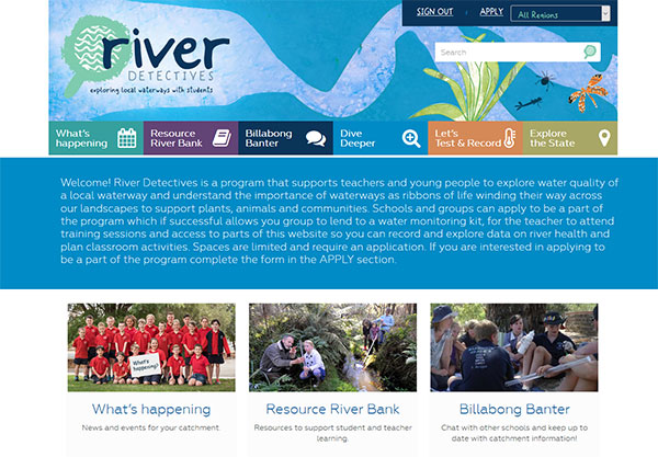 River Detectives