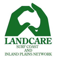 Surf Coast and Inland Plains Network logo