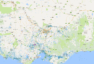 Visualising Victoria's Groundwater