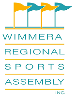 Wimmera Regional Sports Assembly logo
