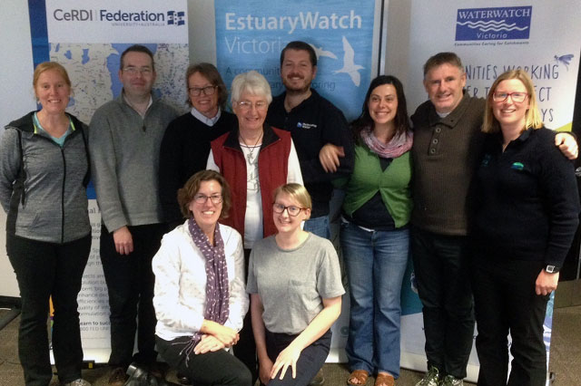 EstuaryWatch and Waterwatch prototype launch September 2016