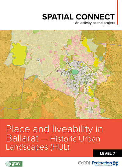 Place and liveability in Ballarat - Historic Urban Landscapes (HUL)