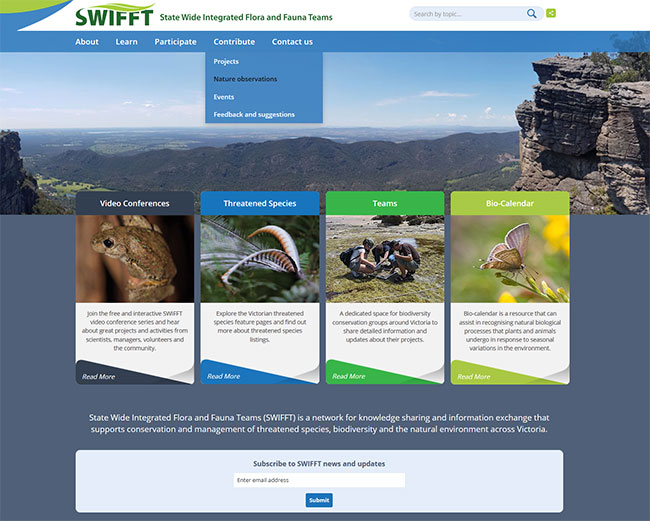 SWIFFT website to be relaunched soon
