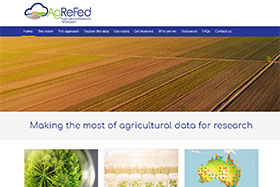 AgReFed website