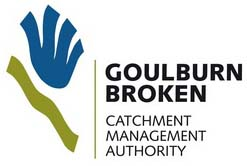 Goulburn Broken Catchment Management Authority logo