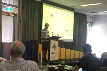 Robert Clark: �Predicting crop yield within the growing season at sub-paddock scale: a big data approach�