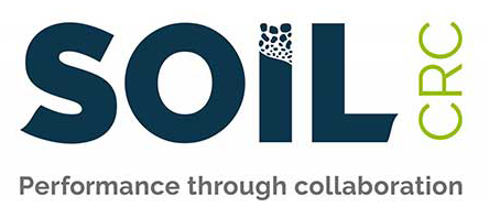 Soil CRC logo - Performance through collaboration