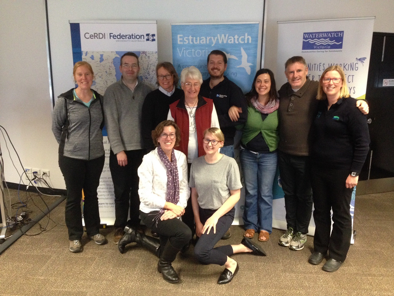 Waterwatch and EstuaryWatch launch