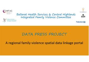 Data Press Project