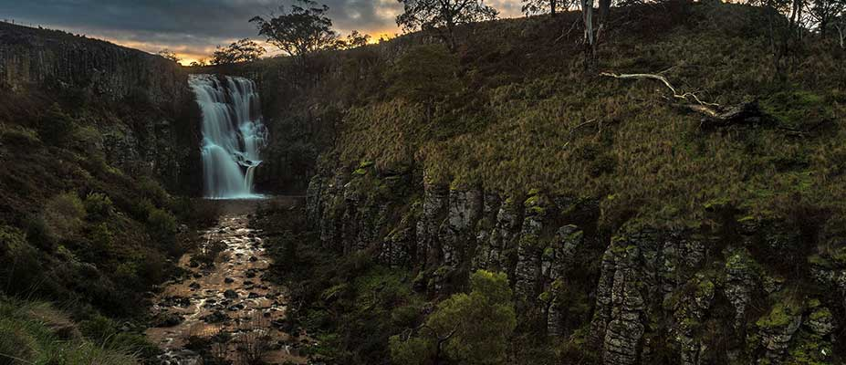 Discover the living moorabool: Lal Lal falls
