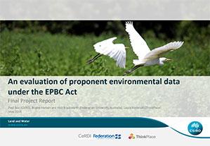 EPBC Act cover