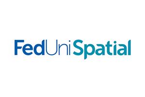 FedUni Spatial logo