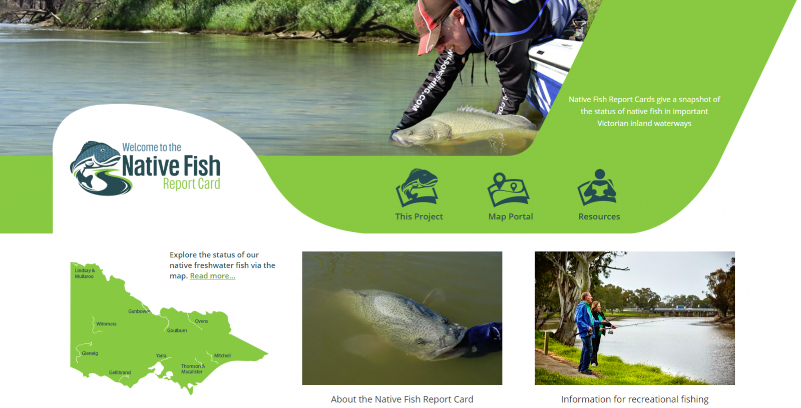 Native Fish Report Card: Ministerial Launch