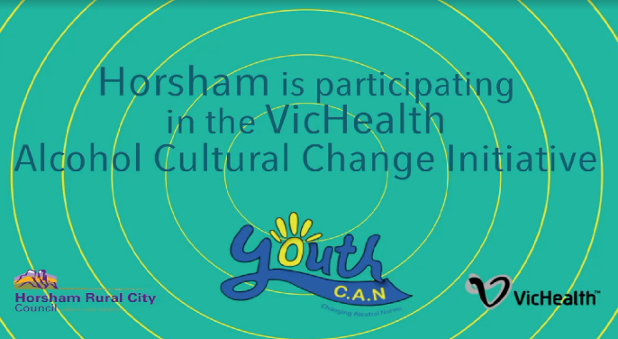 Youth Changing Alcohol Norms (Youth C.A.N) project, funded by VicHealth