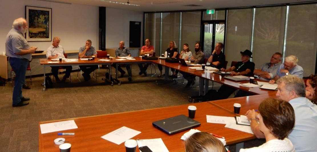 Visualising Australasia�s Soils: Off to a great start!