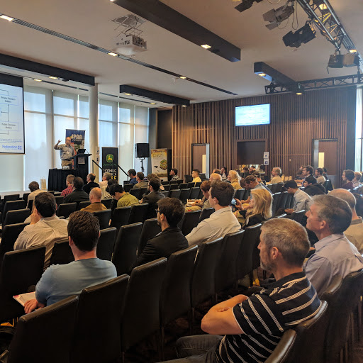 CeRDI staff attend and present at the National Soils Conference in Canberra from 18-23 November 2018