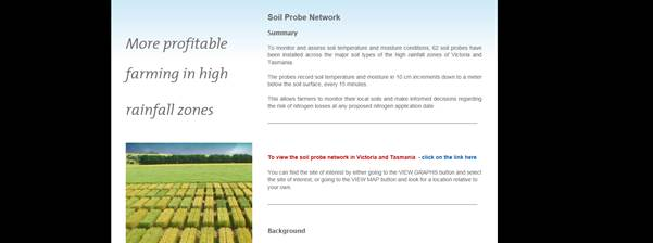 Soil Probe Network