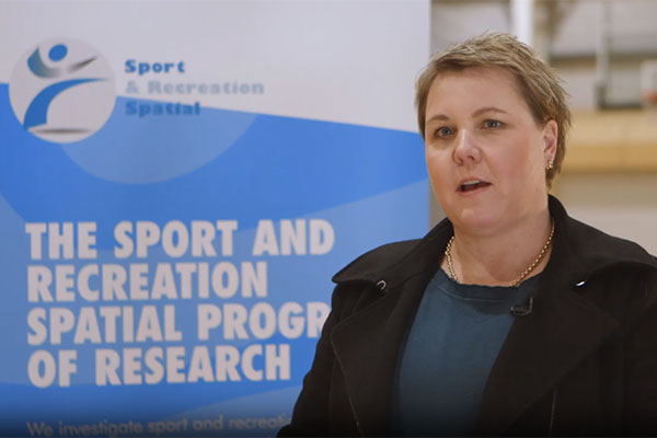 Sport and Recreation Spatial - Finalist, Parks and Leisure Australia national research award