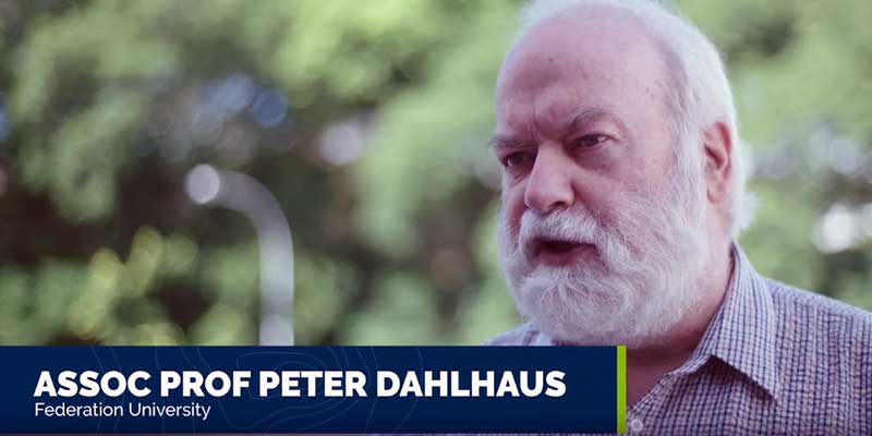 Soil CRC Project: Visualising Australasia's soils - Assoc Prof Peter Dahlhaus
