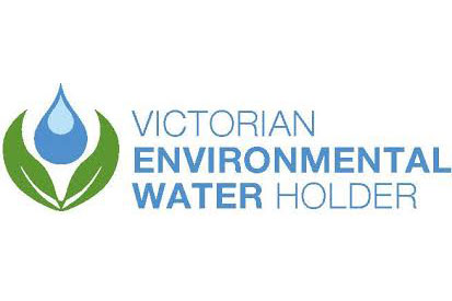 The Victorian Environmental Water Holder logo