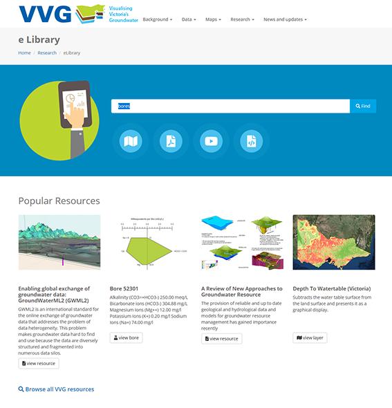 VVG Beta - e Library